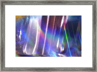 Dawn Of Creation Framed Print by Martin Howard