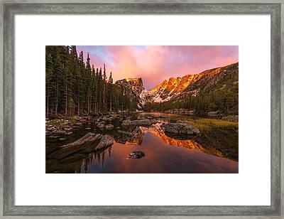 Dawn Of Dreams Framed Print
