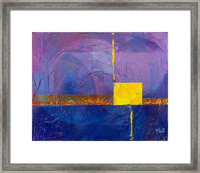 Dawn Framed Print by Pat Stacy