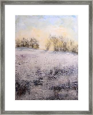 Dawn Framed Print by Regina Quinn