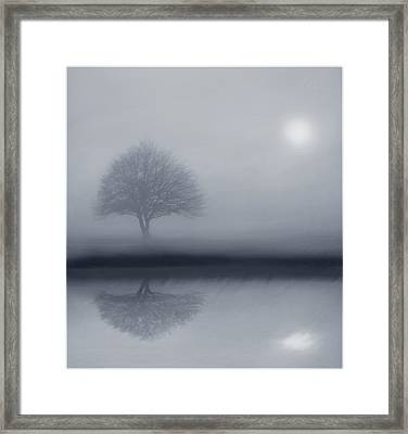 Dawn Whispers Framed Print by Adrian Campfield