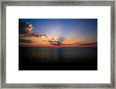 Dawning Of A Brand New Day 2 Framed Print
