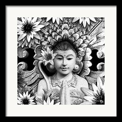 Deva Framed Prints