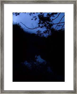 Dawns Early Light Framed Print