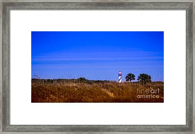 Dawns Early Light Framed Print by Marvin Spates