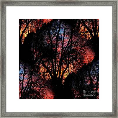Sunrise - Dawn's Early Light Framed Print