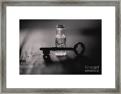 Day 16 No 5 Framed Print by C E Dyer