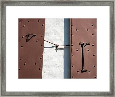 Day And Night 2 - Featured 3 Framed Print