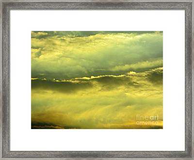 Day Is Done Framed Print by Joy Hardee
