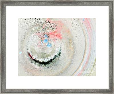 Day Mix With Sun Framed Print