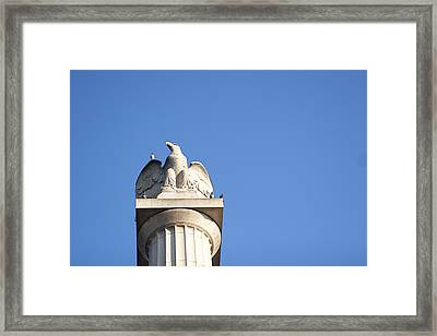 Day Watch Framed Print by Eugene Bergeron