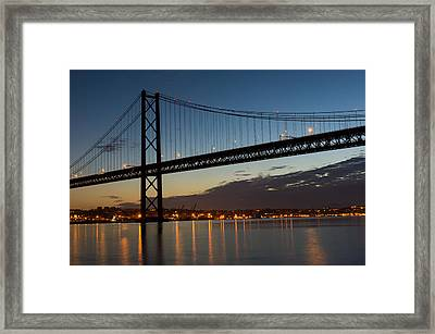Daybreak Framed Print by Marco Oliveira