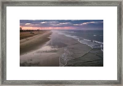 Daybreak Framed Print by Tammy Espino