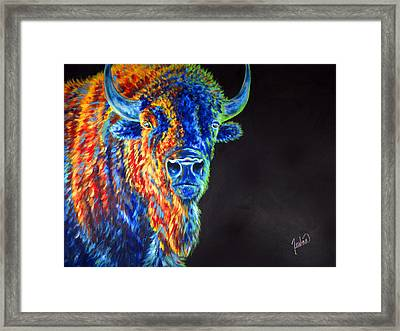 Daybreaker Framed Print by Teshia Art