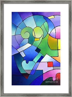Daydream Canvas One Framed Print