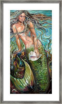 Daydreamer Central Framed Print by Linda Olsen