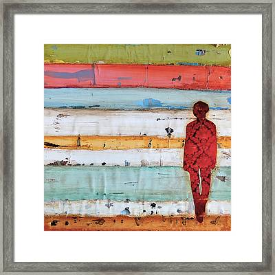 Daydreaming At Sunset Framed Print by Danny Phillips
