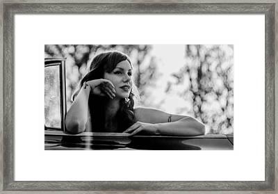 Daydreaming Framed Print by Davorin Mance