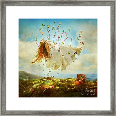 Daydreams Framed Print by Aimee Stewart