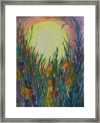 Daydreams Framed Print