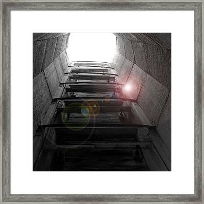 Daylight Framed Print
