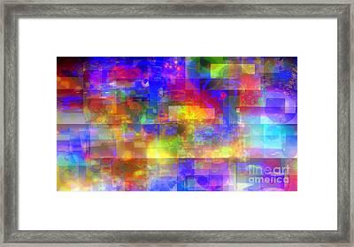 Daylight Framed Print by Pauli Hyvonen
