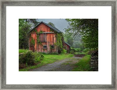 Days Gone By Framed Print by Bill Wakeley
