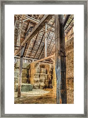 Days Gone By Framed Print by Garvin Hunter