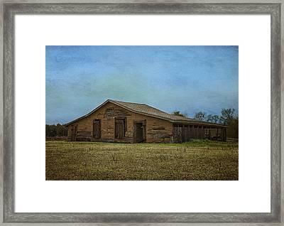 Days Gone By Framed Print by Kim Hojnacki