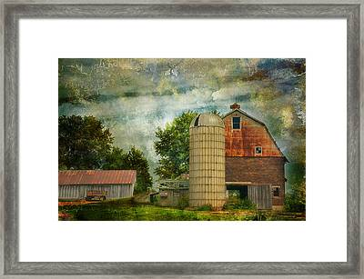 Days Gone By Framed Print by Tricia Marchlik