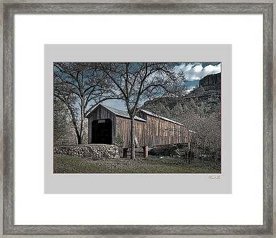 Days Past Framed Print by David Lee