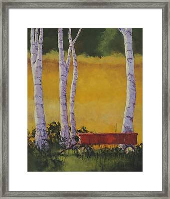 Days Remembered Framed Print by Bill Tomsa