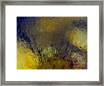 Daystars Framed Print