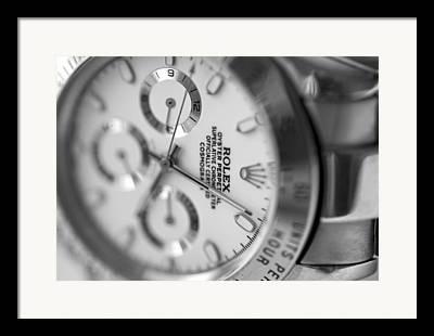 Chronometer Framed Prints
