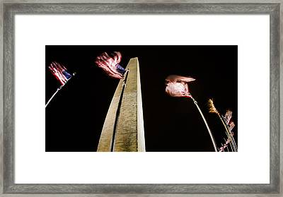 D.c. Framed Print by Chris Halford