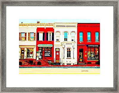 Dc Shops 4822 3311 003 Framed Print