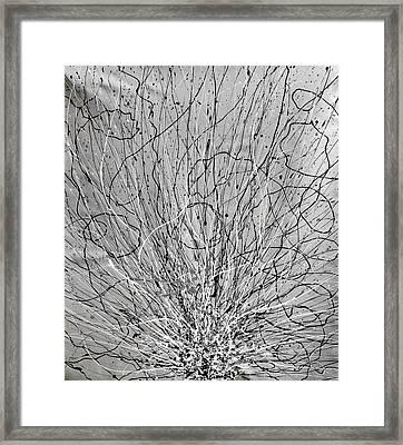 De-tangle Framed Print by Sumit Mehndiratta