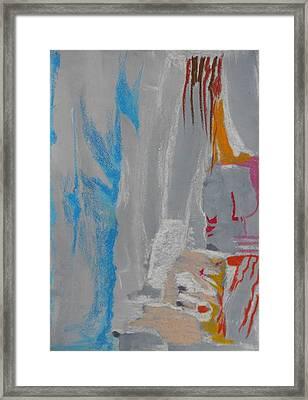 De231 Framed Print by Ulrich De Balbian