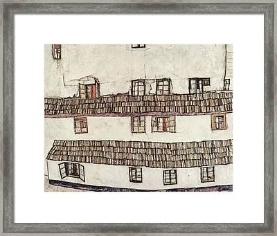 Dead City IIi Framed Print