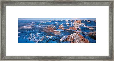 Dead Horse Point State Park W\ Framed Print by Panoramic Images