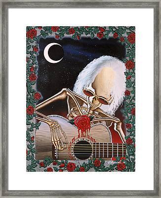 Dead Serenade Framed Print by Gary Kroman
