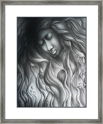 Dead Water Framed Print by Abhilash Am