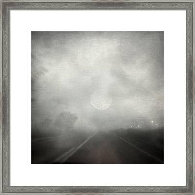Deadlock Framed Print by Taylan Apukovska