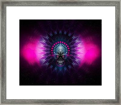 Deadstep Framed Print by George Smith