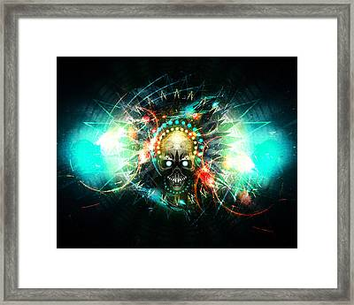 Deadstep -vip Framed Print by George Smith