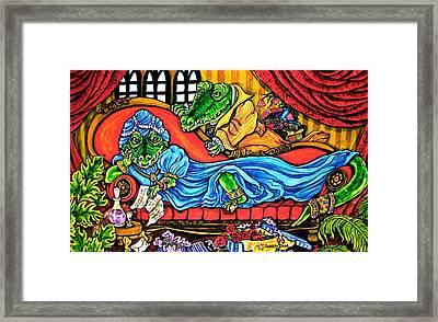 Dearest One Framed Print by Sherry Dole
