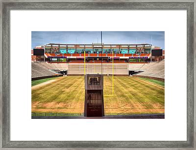 Death Valley In Summer Framed Print