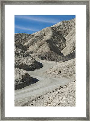 Death Valley Framed Print by Juli Scalzi
