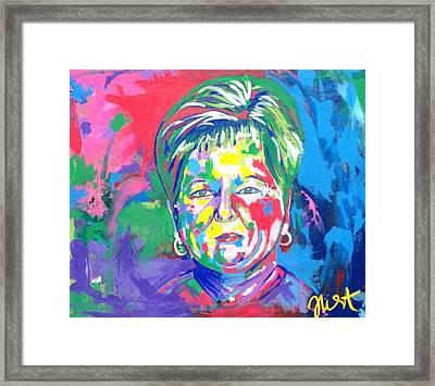 Deborah Lybrand Framed Print
