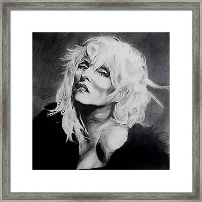 Deborah Framed Print